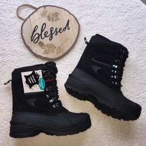 Totes Waterproof Winter Boots